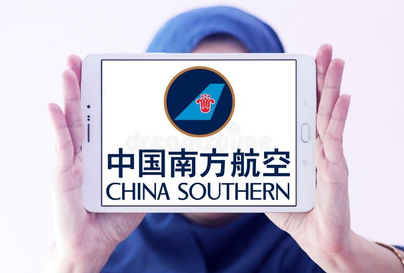 Logotipo de China Southern Airlines foto de stock