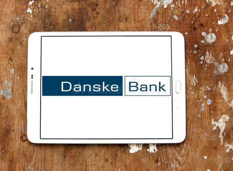 Logotipo de Danske Bank fotos de stock