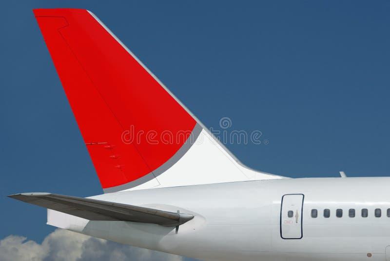 Logotipo de Japan Airlines en el avión.  fotografía de archivo libre de regalías