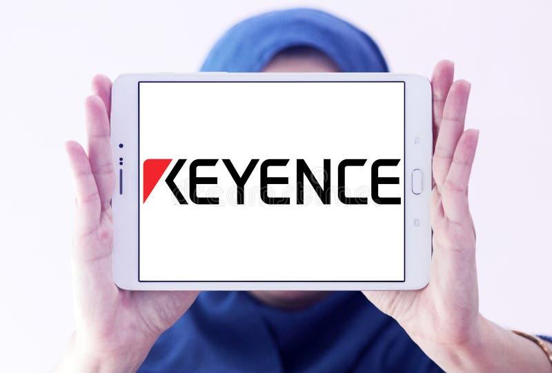Logotipo de Keyence Corporation fotos de archivo
