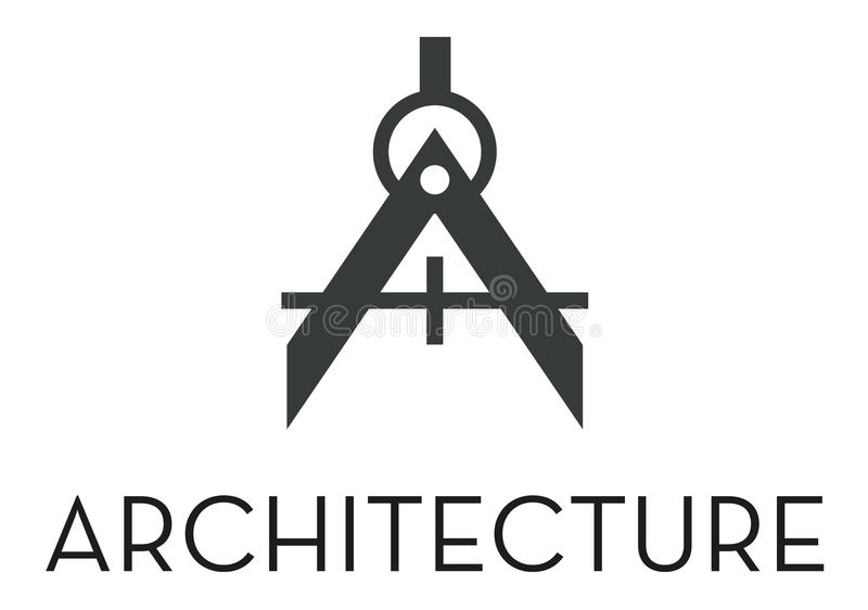 Logotipo De La Arquitectura Ilustraci N Del Vector