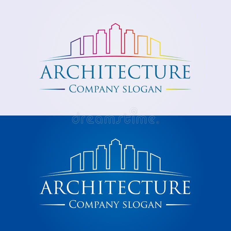 Logotipo de la arquitectura libre illustration