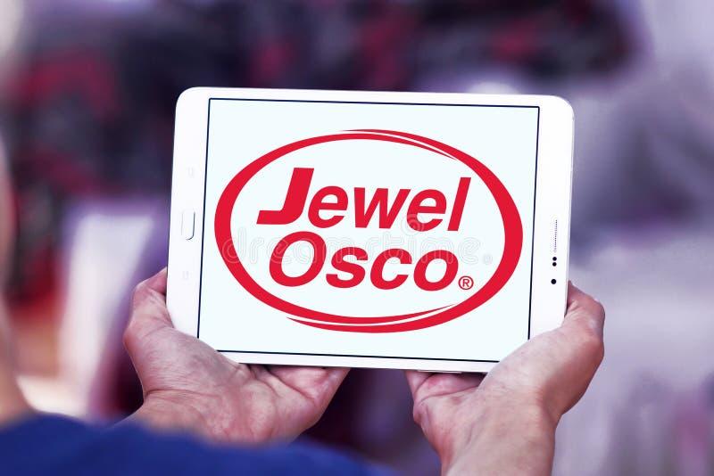 Logotipo de la cadena de supermercados de Osco de la joya fotografía de archivo libre de regalías