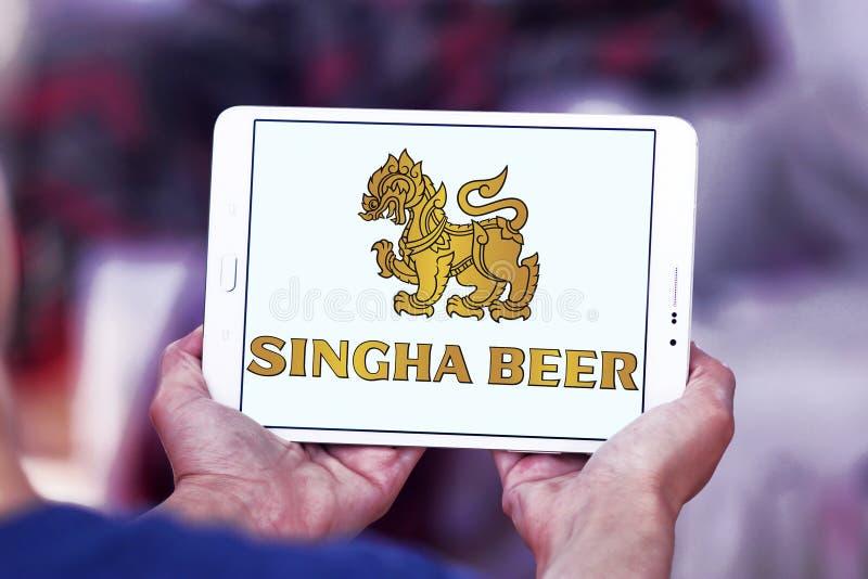 Download Logotipo De La Cerveza De Singha Foto editorial - Imagen de pimienta, icono: 100526846