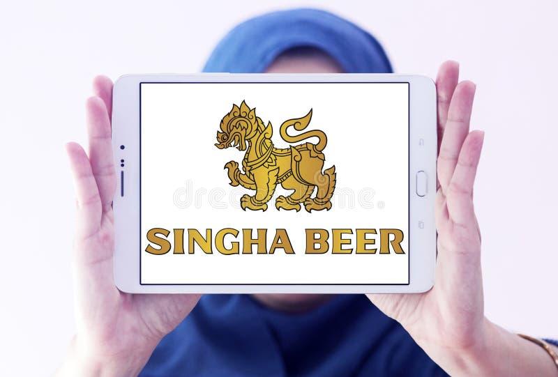 Download Logotipo De La Cerveza De Singha Fotografía editorial - Imagen de cerveza, coors: 100527047