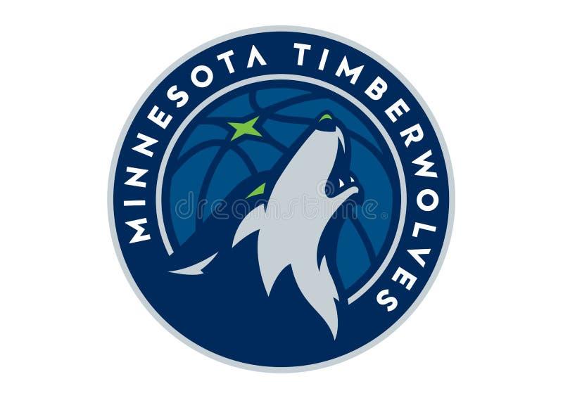 Logotipo de Minnesota Timberwolves libre illustration