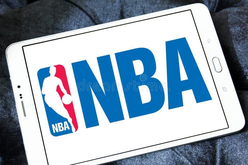 Logotipo de Nba imagens de stock