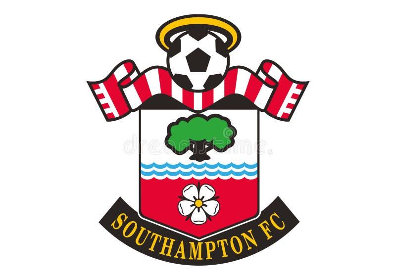 Logotipo de Southampton ilustração do vetor