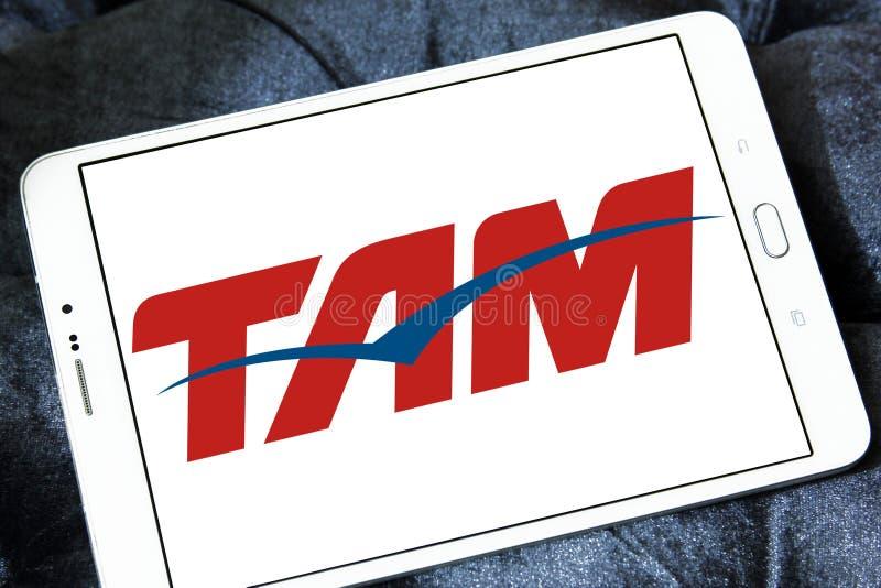 Logotipo de TAM Airlines Brazil fotos de archivo