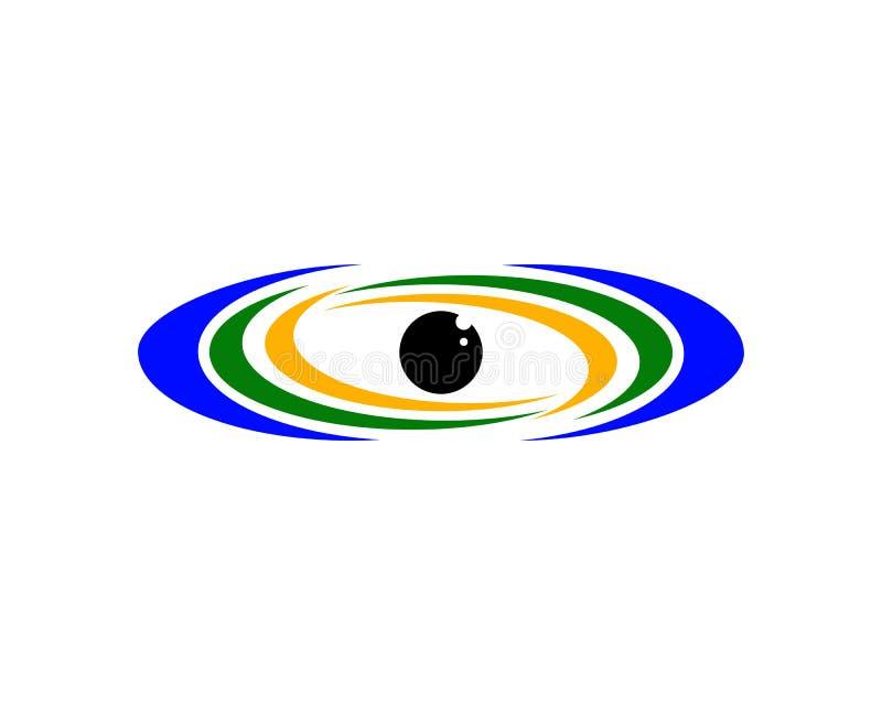 Logotipo de Vision libre illustration