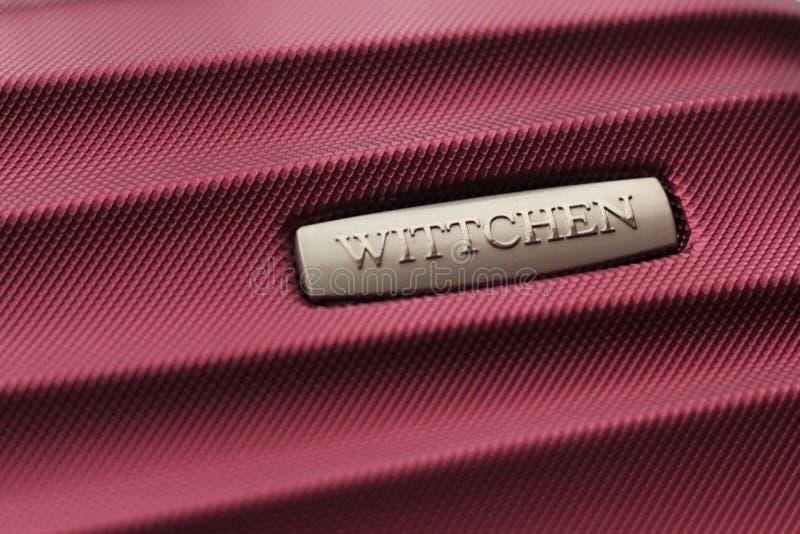 Logotipo de Wittchen fotos de archivo