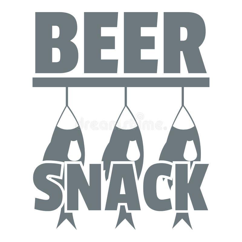 Download Logotipo Del Bocado De La Cerveza, Estilo Gris Simple Ilustración del Vector - Ilustración de cerveza, icono: 100525204