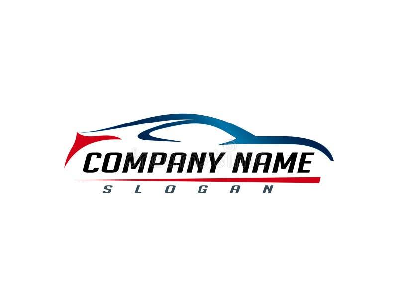 Logotipo 3 del coche imagenes de archivo