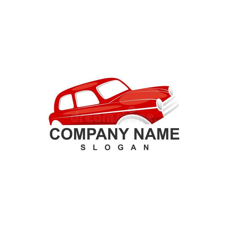 Logotipo del coche fotos de archivo