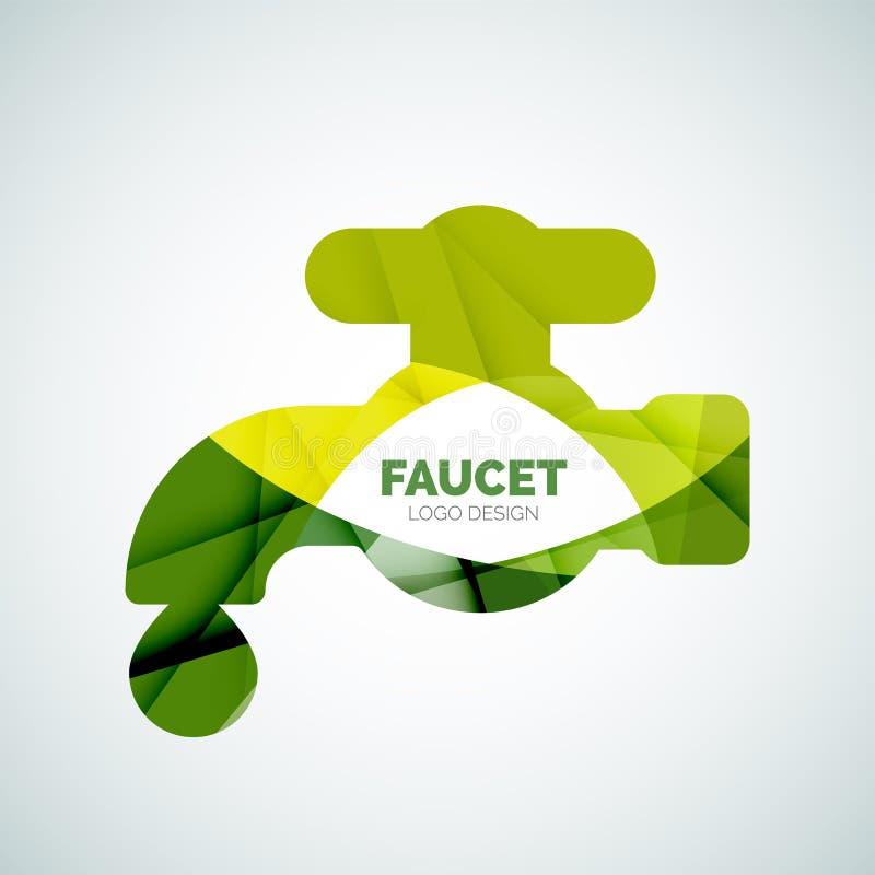Logotipo del grifo stock de ilustración