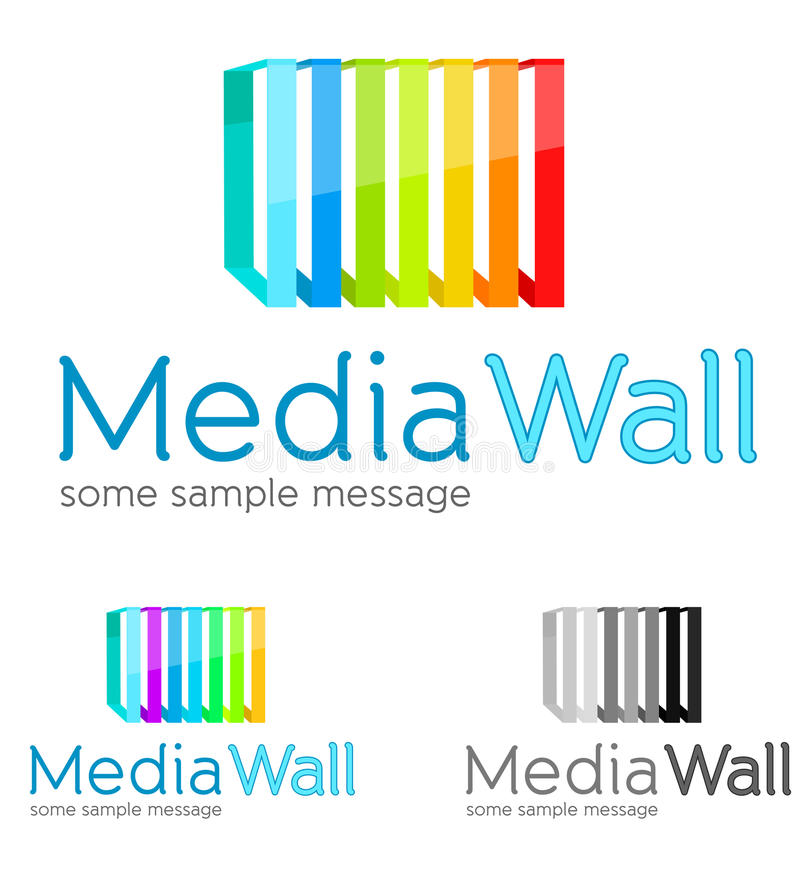 Logotipo del negocio libre illustration
