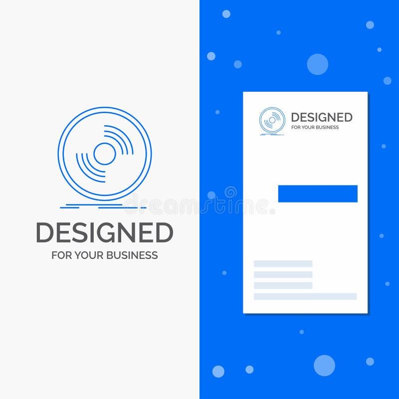 Logotipo del negocio para el disco, DJ, fon?grafo, expediente, vinilo r libre illustration