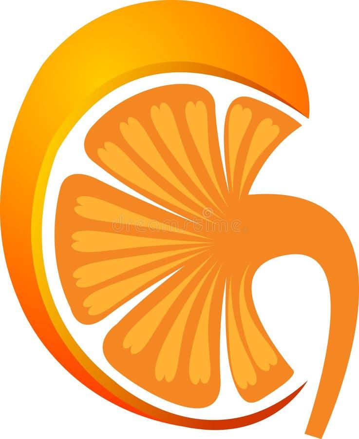 Logotipo del riñón libre illustration