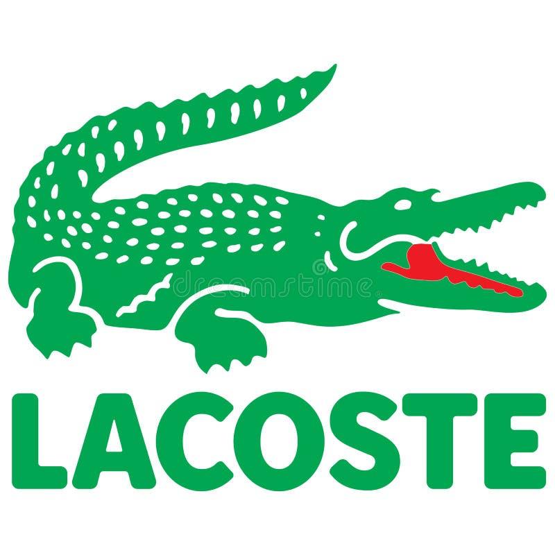 Logotipo do ícone de Lacoste