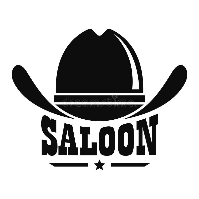 Logotipo do bar, estilo simples ilustração do vetor