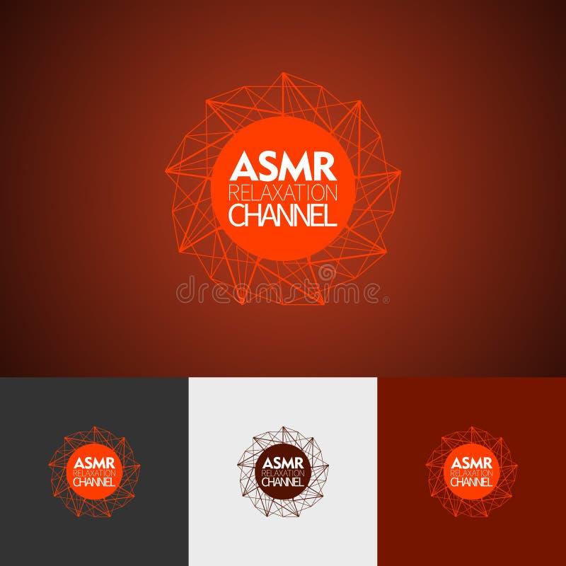 Logotipo do vetor ou projeto abstrato moderno do elemento Melhor para a identidade e os logotypes Forma simples fotografia de stock royalty free