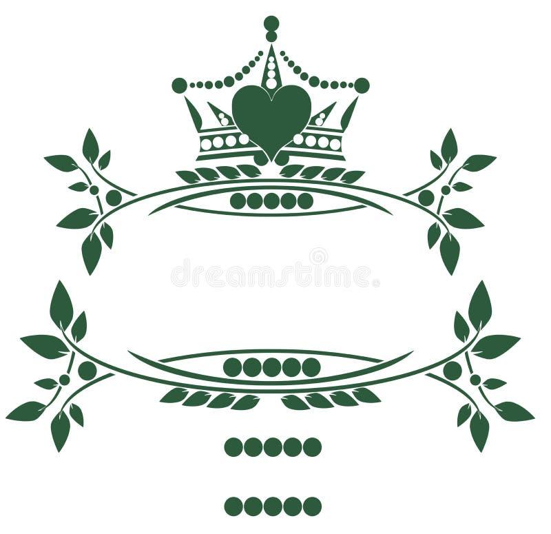 Logotipo elegante ilustración del vector
