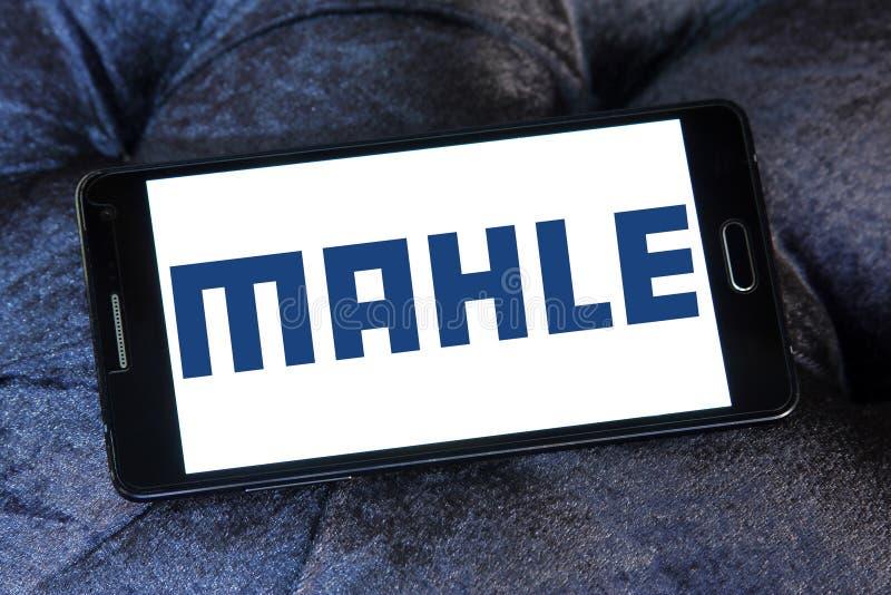 Logotipo GmbH de Mahle fotografía de archivo