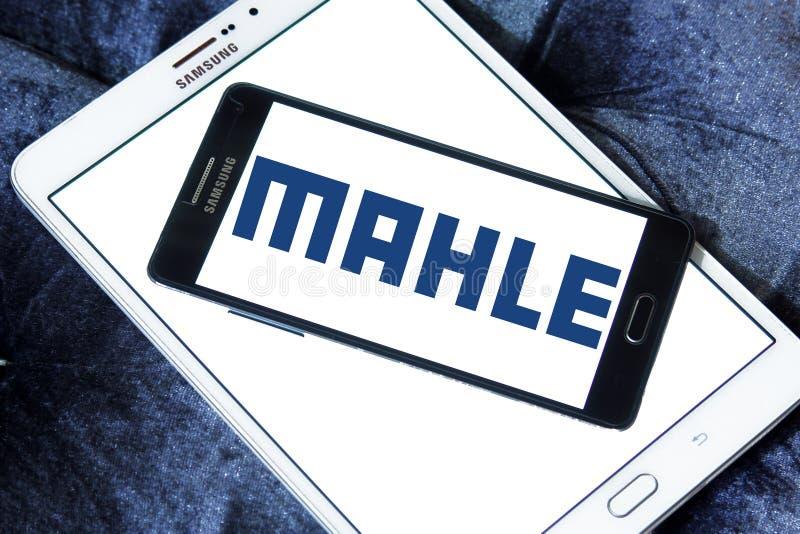 Logotipo GmbH de Mahle foto de archivo libre de regalías