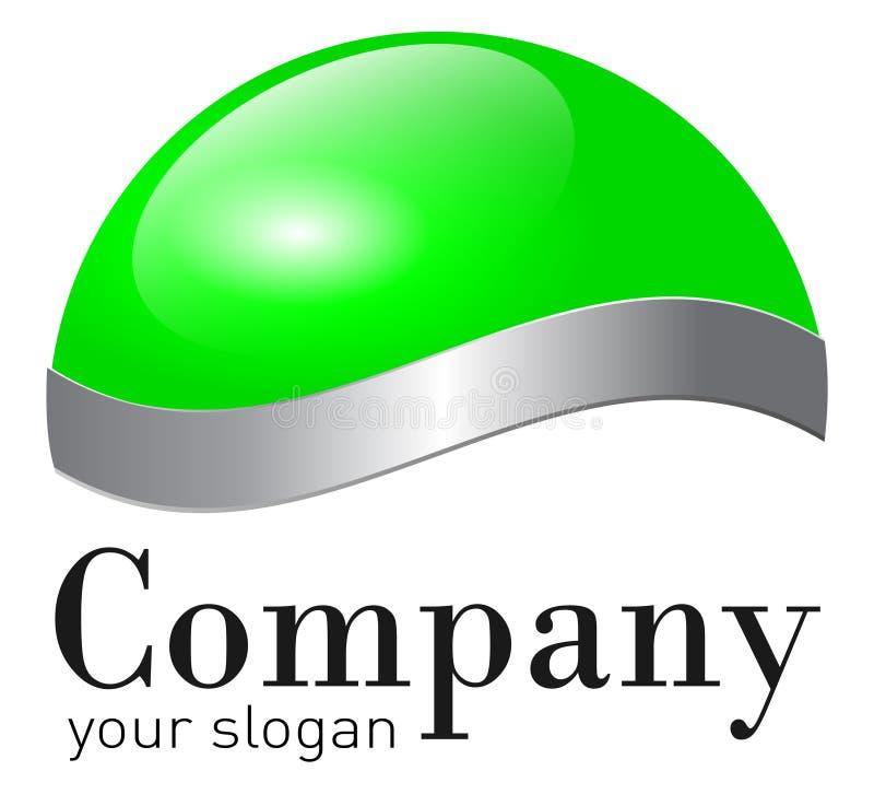 Logotipo moderno do vetor ilustração do vetor