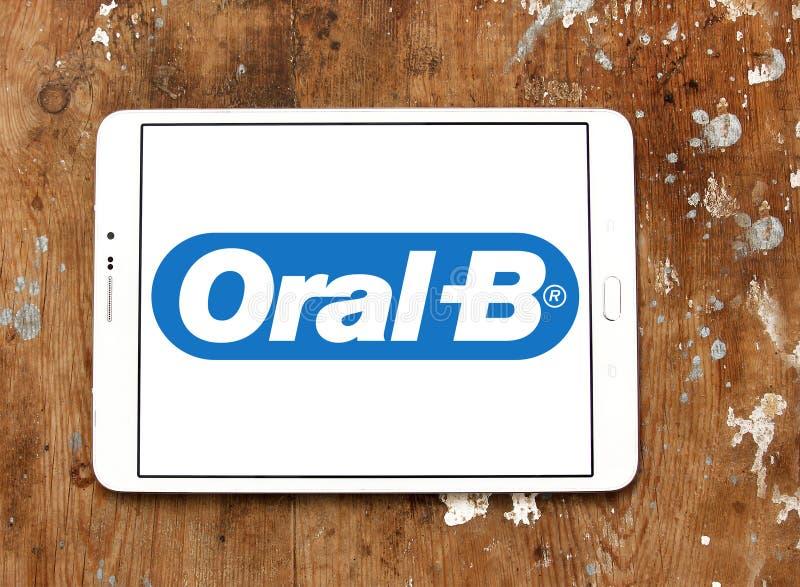 Logotipo oral-b fotos de stock