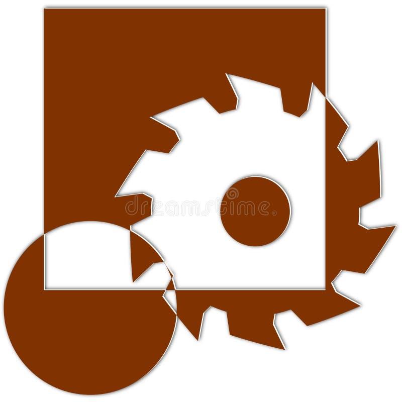 Logotipo para carpinteiros e marceneiro