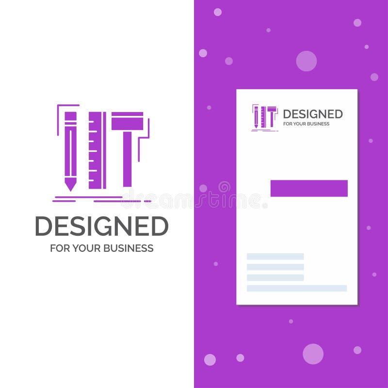 Logotipo para el dise?o, dise?ador, digital, herramientas, l?piz del negocio r Fondo creativo libre illustration