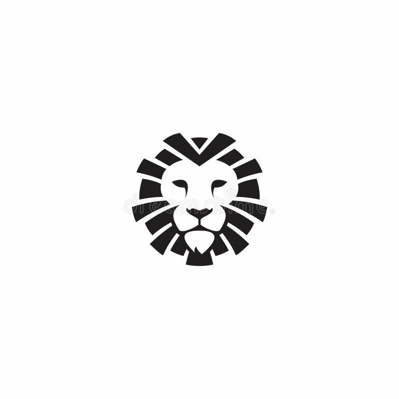 Logotipo principal del tigre imágenes de archivo libres de regalías