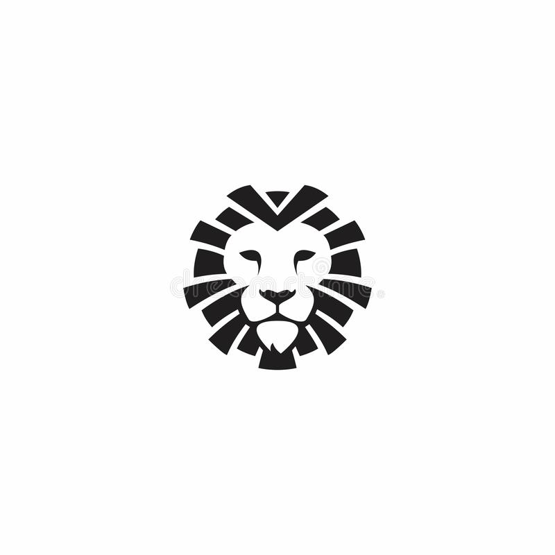 Logotipo principal del tigre libre illustration