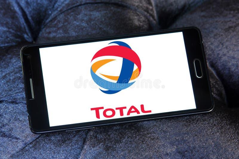 Logotipo total imagens de stock