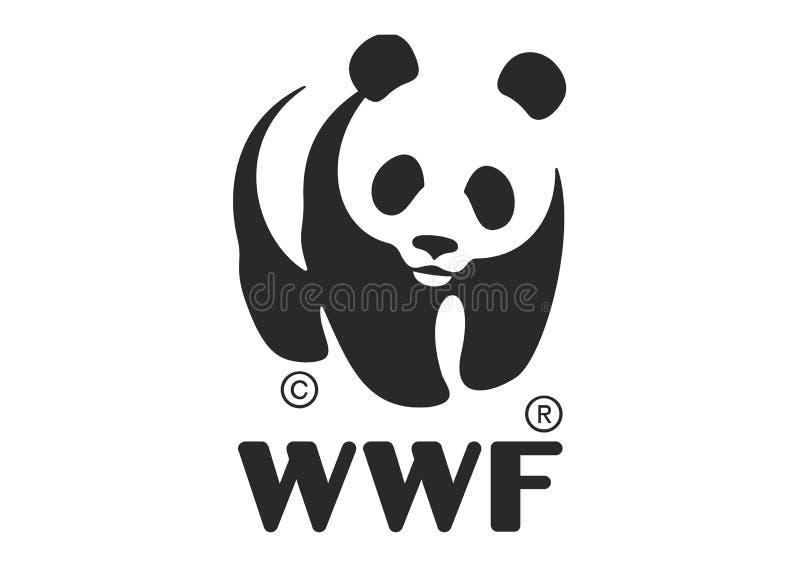 Logotipo WWF libre illustration