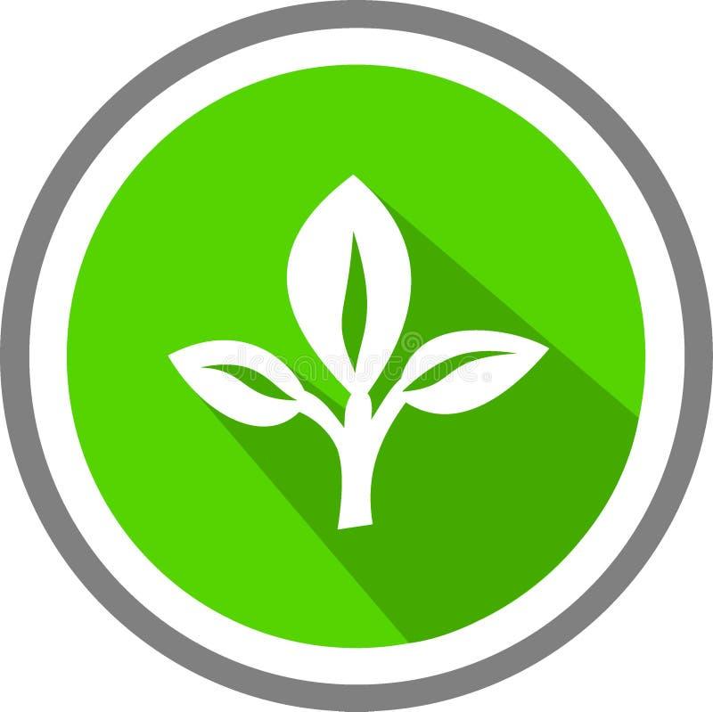 Logotipo y plantilla de la imagen de los árboles libre illustration