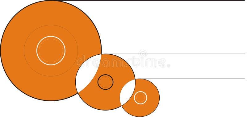 Logotipos ilustração stock