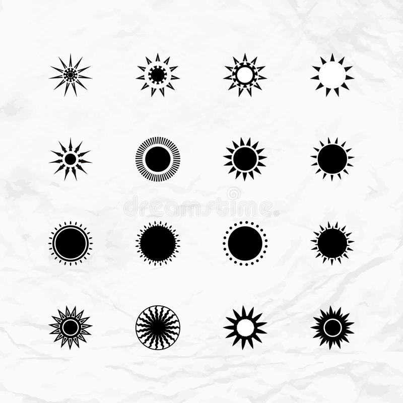 Logotipos de Sun ajustados