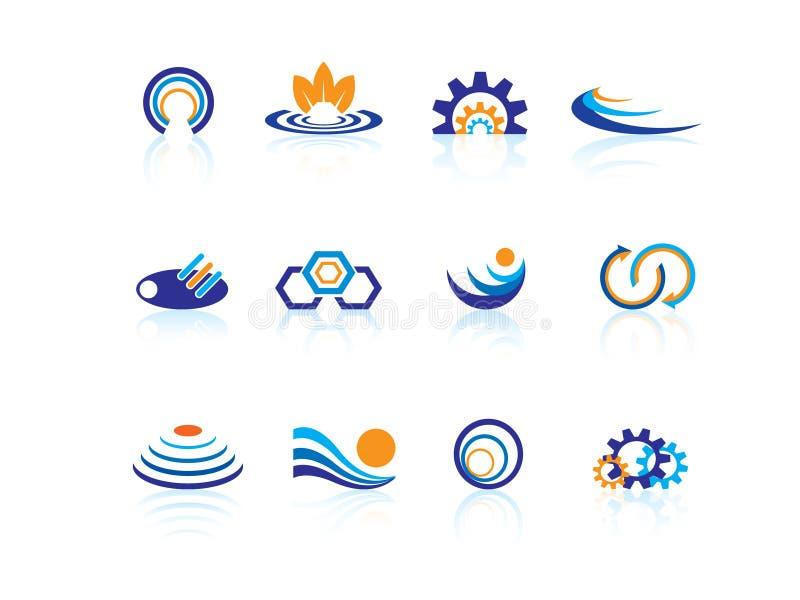 Logotipos do negócio