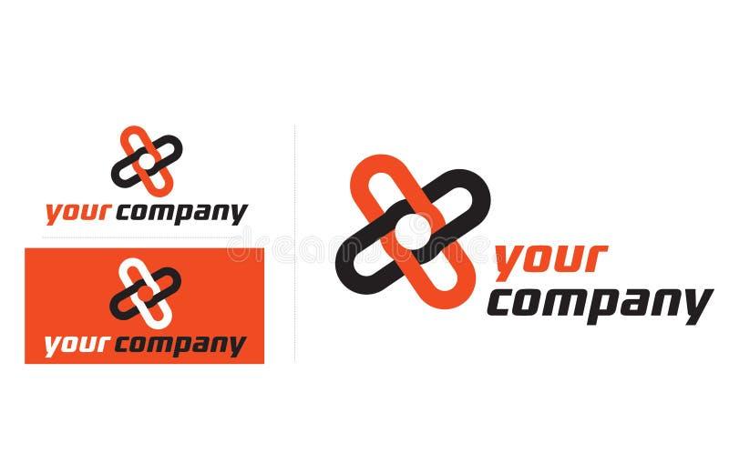 Download Logotype stock vector. Image of karting, orange, symbol - 9968016