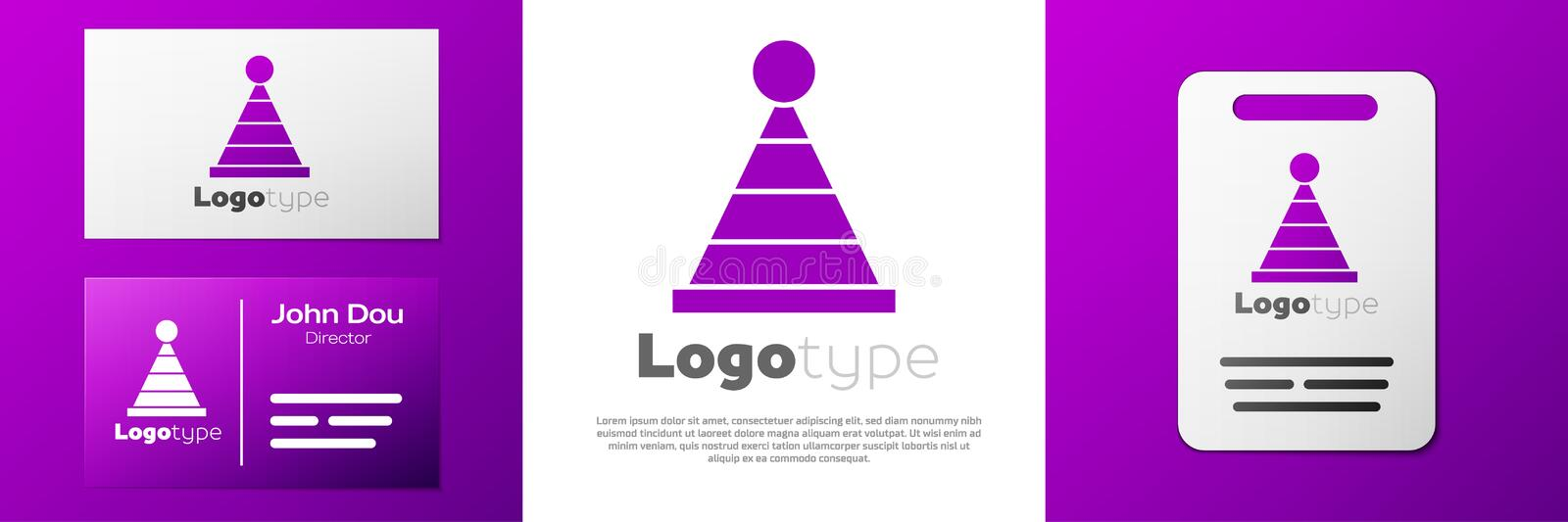 Party Hat Template Stock Illustrations 20 268 Party Hat Template Stock Illustrations Vectors Clipart Dreamstime