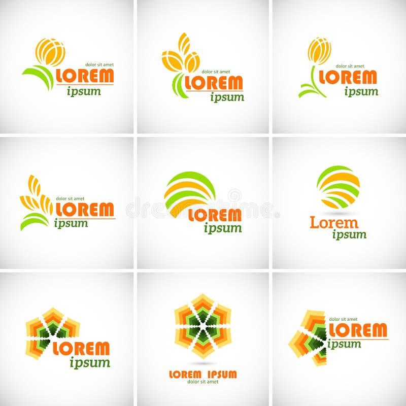 logotype pictogram vector illustratie