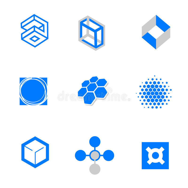 Free Logotypes Royalty Free Stock Images - 8643289