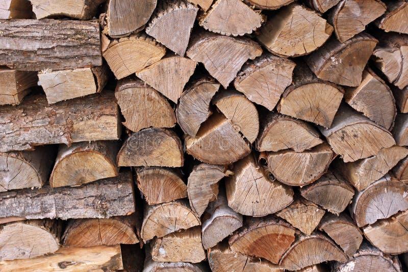 Logs fotografia de stock royalty free