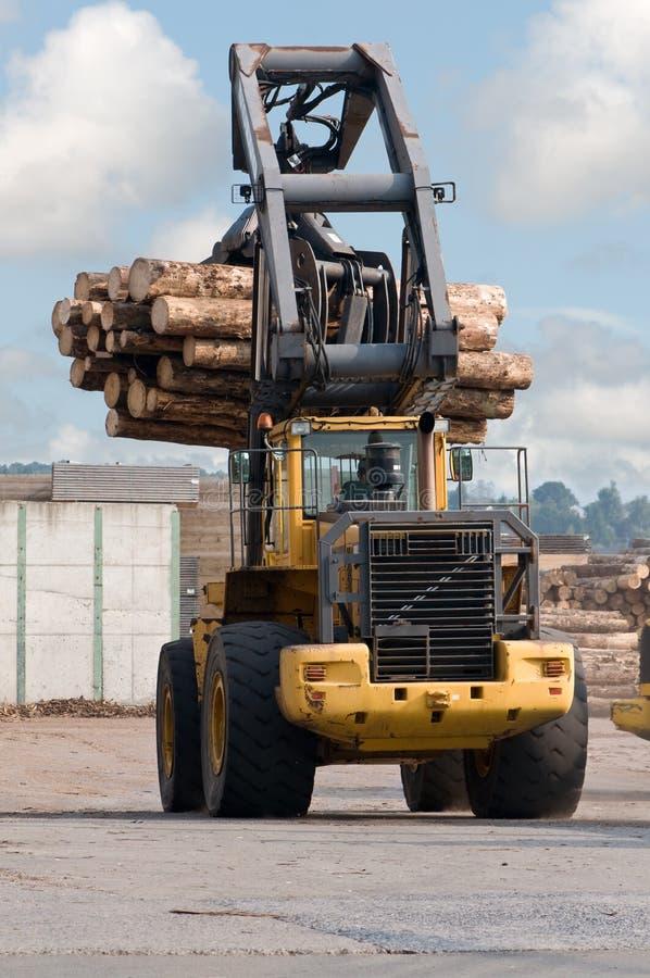 Free Logs Transportation Stock Images - 10985924