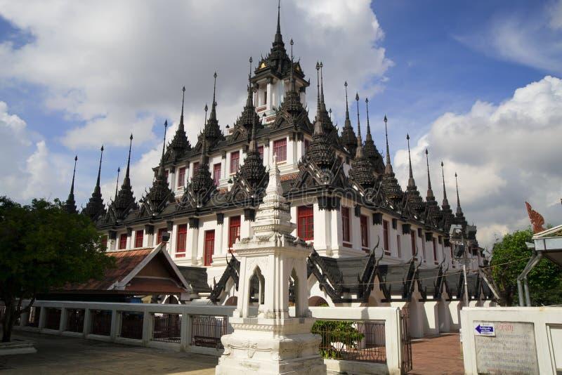 Download Loha Prasat in Bangkok stock image. Image of buddhist - 18863119