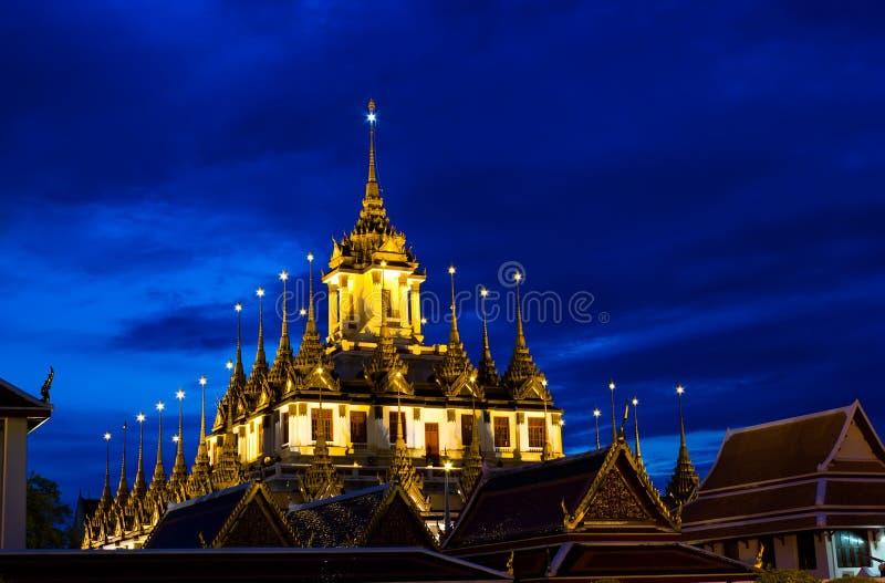 Loha Prasat Metal Palace royalty free stock images