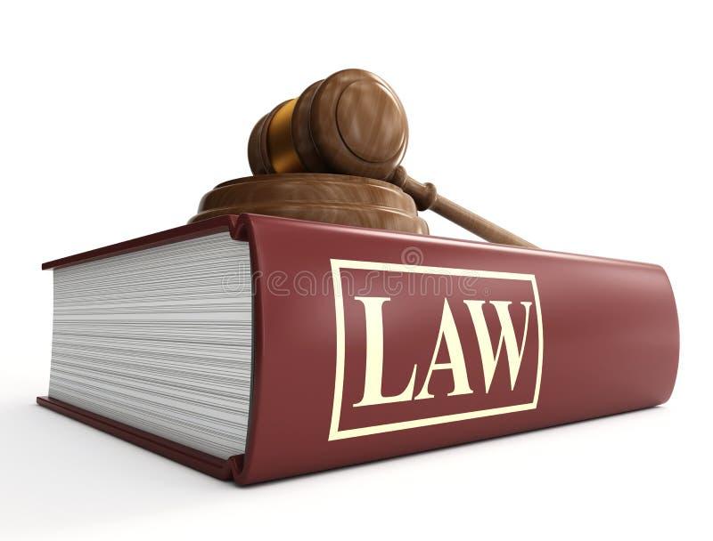 Loi illustration de vecteur