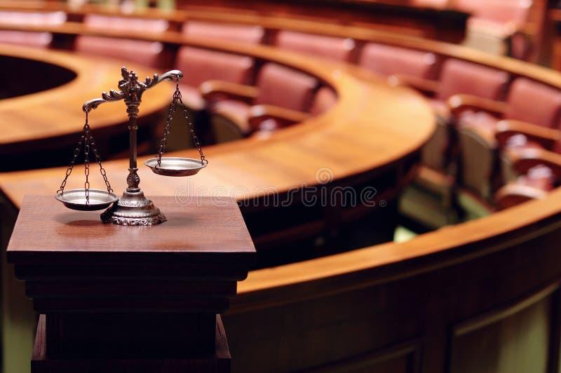 Loi et justice photo libre de droits